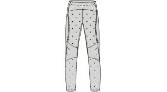 Maloja NaninaM. Nordic Pants pantalón largo(-a) Señoras tamaño M haze- SAMPLE