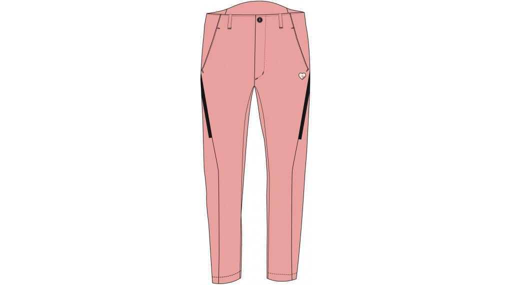 Maloja RegiM. Pants 裤装 长 女士 型号 M lotus- MUSTERKOLLEKTION