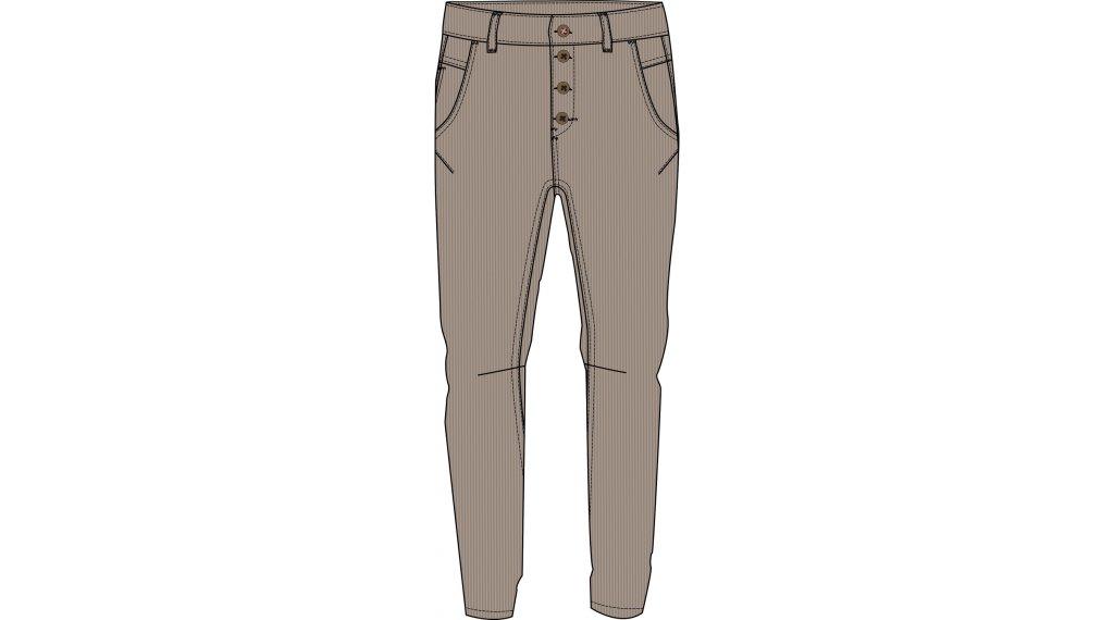Maloja TscheppaM. pantalone lungo da donna mis.M/R  yak- SAMPLE