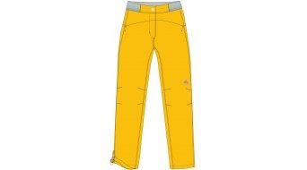 Maloja NinettaM. Pants pantalón largo(-a) Señoras tamaño M sunlight- Sample