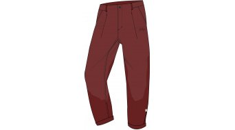 Maloja SissoneM. temps libre pantalon long femmes taille M maroon- Sample