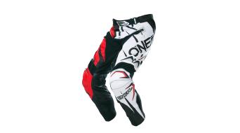 ONeal Hardwear Flow Jag pantalón largo(-a) negro/rojo Mod. 2017