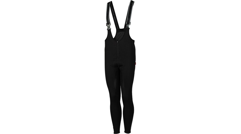 Protective Bristol Bib Tights long men (without seat pads) size S black