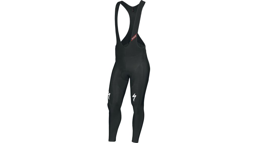 Specialized Therminal RBX Sport Logo Bib Tight 裤装 长 男士 型号 XXL black