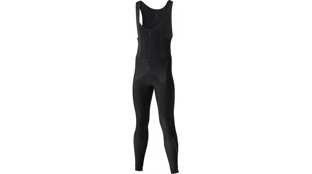 Shimano S-Phyre Bib Tights 裤装 长 男士 (S-Phyre-臀部垫层) 型号 S black