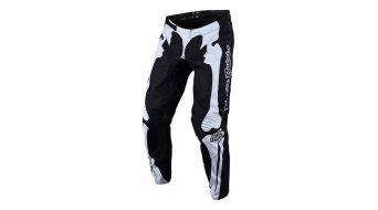 Troy Lee Designs GP MX-Pant Hose lang Kinder skully black/white