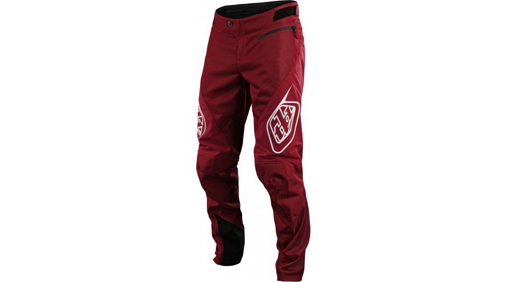 Troy Lee Designs Sprint 裤装 长 男士 型号 34 burgundy