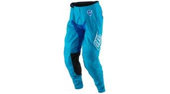Troy Lee Designs GP dětské kalhoty velikost 28 starbust cyan/blue model 2017