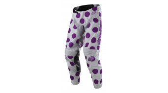 Troy Lee Designs GP Polka Dot Hose lang Herren Gr. 30 gray/purple