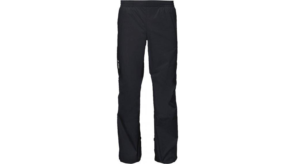 VAUDE Drop II 防雨裤 长 男士 型号 S uni black