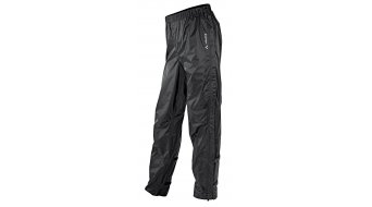 VAUDE Fluid II Full-Zip rain pant long men black
