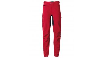 VAUDE Qimsa II Softshell pantalone lungo da donna . indian red