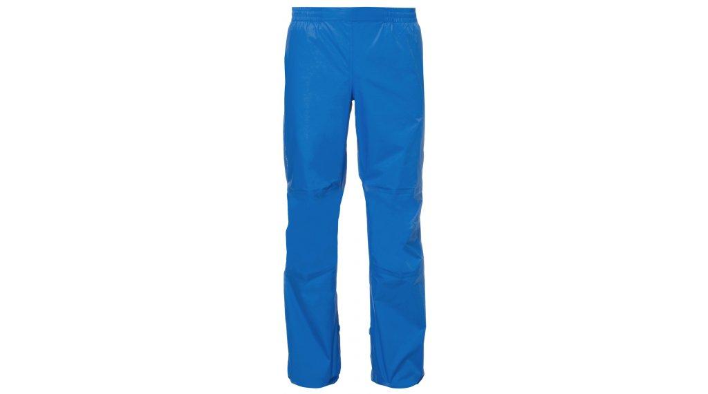VAUDE Drop II Regenhose lang Herren (ohne Innenhose) Gr. L radiate blue