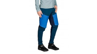 VAUDE All Year Moab Zip-Off pantalone lungo da uomo (senza inserto fondello) . radiate blue