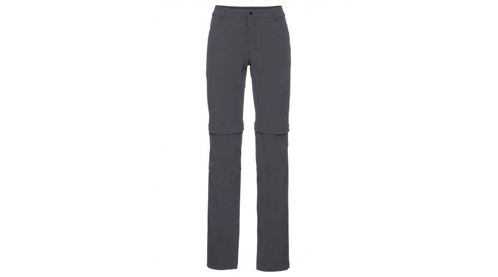 VAUDE Yaki II Zip-Off 裤装 长 女士 (含有紧身里裤) 型号 36 iron
