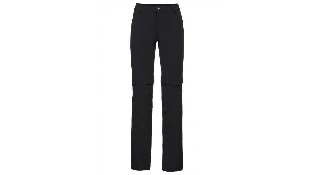 VAUDE Yaki II Zip-Off Pants 裤装 长 女士 (含有臀部垫层) 型号 36 black