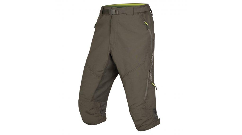 Endura Hummvee II pantalón 3/4-largo(-a) Caballeros (200-Series-acolchado) tamaño XL khaki
