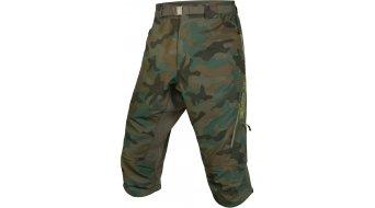 Endura Hummvee II MTB(山地)-裤装 3/4-长 男士 (200-系列-臀部垫层) 型号