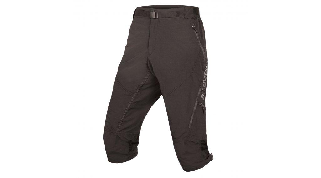 Endura Hummvee II pantalón 3/4-largo(-a) Caballeros (200-Series-acolchado) tamaño S negro