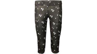 Maloja HochfellnM. 3/4 pantalón 3/4-largo(-a) Señoras-pantalón Running Knicker (sin acolchado) tamaño M charcoal- Sample