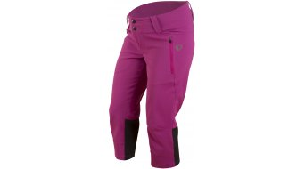 Pearl Izumi Launch pant 3/4-long ladies- pant MTB Capri (without seat pads) purple winetone