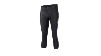 Protective Sequence Knicker pant 3/4-long ladies (P-Tec- seat pads) black