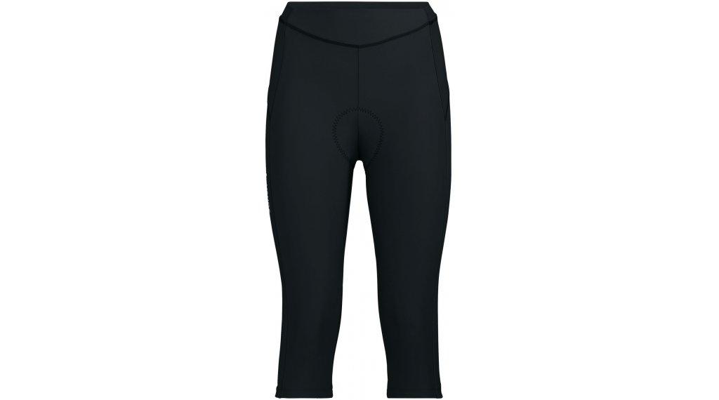 VAUDE Advanced IV 裤装 3/4-长 女士 (Advanced Cycling Eco-臀部垫层) 型号 34 black