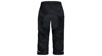 VAUDE Drop rain pant 3/4-long men (without liner) size S black
