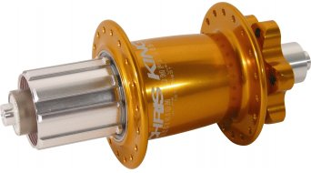 Chris King ISO Disc-buje rueda trasera 32 agujeros QR 10x135mm Shimano/SRAM piñon libre