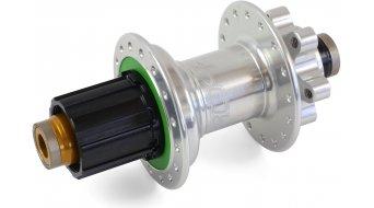 Hope Pro 4 Disc-buje rueda trasera 24 agujeros 10x135mm Hope-piñon libre plata