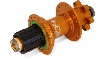 Hope Pro 4 Disc-buje rueda trasera 32 agujeros 12x150mm Hope-piñon libre naranja