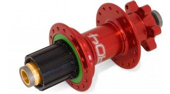 Hope Pro 4 Disc-buje rueda trasera 32 agujeros 12x150mm Hope-piñon libre rojo