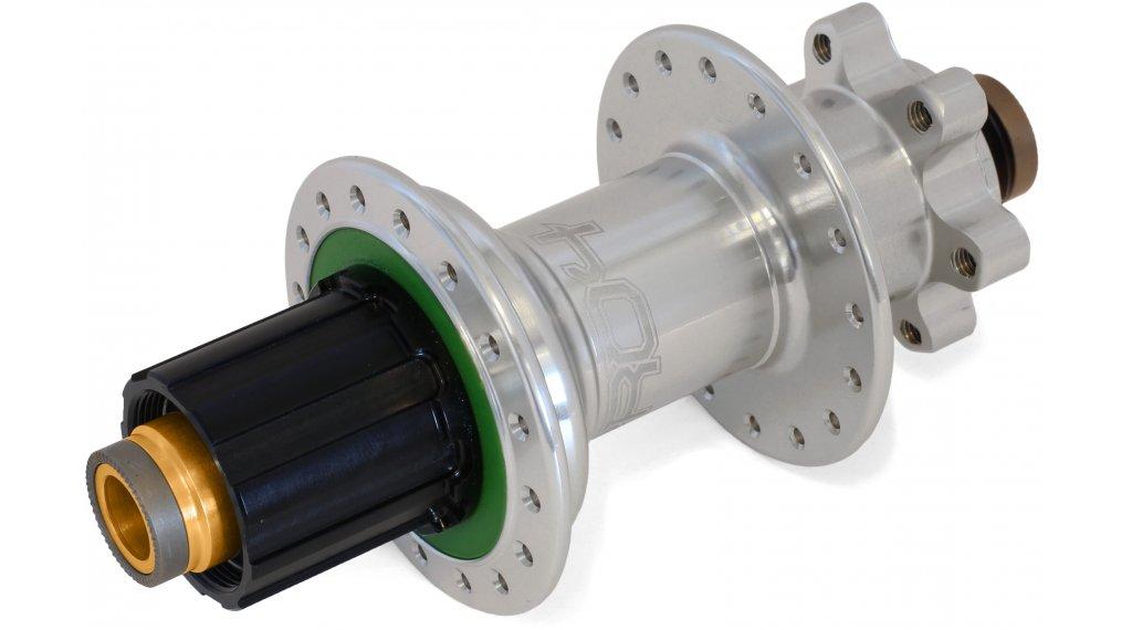 Hope Pro 4 Disc-buje rueda trasera 32 agujeros 12x150mm Hope-piñon libre plata