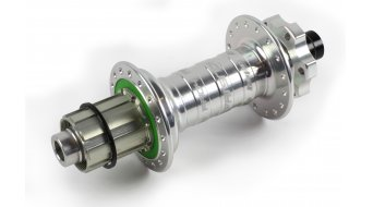 Hope Pro 4 Fatsno Fatbike Disc-buje rueda trasera 32 agujeros 12x177mm Shimano/Sram-piñon libre plata