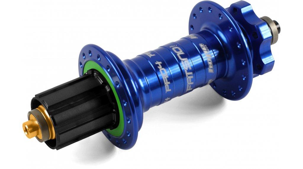 Hope Pro 4 Fatsno Fatbike Disc-Hinterradnabe 32-Loch QRx170mm Hope-Freilauf blue
