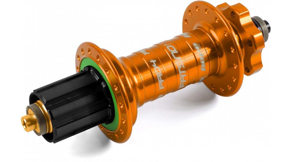 Hope Pro 4 Fatsno Fatbike Disc-Hinterradnabe 32-Loch QRx170mm Hope-Freilauf orange
