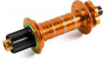 Hope Pro 4 Fatsno Fatbike Disc-buje rueda trasera 32 agujeros 12x197mm Hope-piñon libre naranja