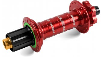Hope Pro 4 Fatsno Fatbike Disc-Hinterradnabe 32-Loch 12x197mm Hope-Freilauf red