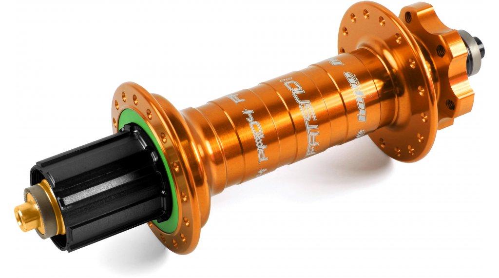 Hope Pro 4 Fatsno Fatbike Disc-buje rueda trasera 32 agujeros QRx190mm Hope-piñon libre naranja