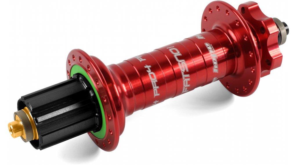 Hope PRO 4 Fatsno Fatbike 后轮碟刹花鼓 32-孔 QRx190mm Hope-自由轮 red