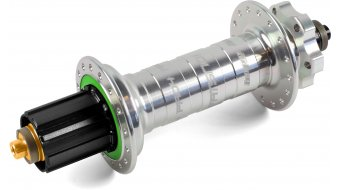 Hope Pro 4 Fatsno Fatbike Disc-Hinterradnabe 32-Loch QRx190mm Hope-Freilauf silver