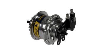 Rohloff Speedhub 500/14 tandem Disc hub TS DB
