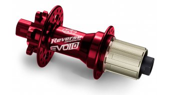 Reverse EVO-10 Boost disc rear wheel hub 12x148mm 32_hole red