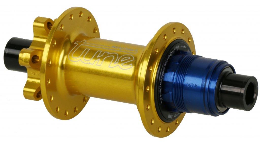 Tune Kong Boost MTB(山地) 后轮碟刹花鼓 32 孔 12x148mm SRAM X-Dome-自由轮 金色