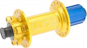 Tune Kong X-12 MTB Disc achterwielnaaf 32-gaats X-12 12x142mm Shimano/SRAM- vrijloop goud