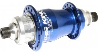 Chris King BMX Low Flange Singlespeed buje rueda trasera 36 agujeros Bolt-On 110mm incl. 16 dientes Edelstahlritzel