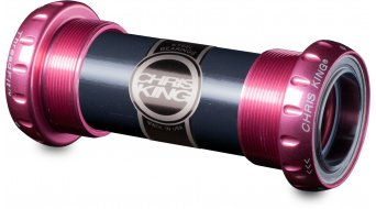 Chris King ThreadFit 24 bottom bracket pink