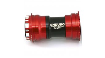 Enduro Bearings BKS 0115 Kugellager BKS 0115 BBright Innenlager Shimano Hollowtech II 24mm red