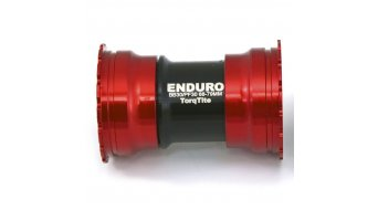 Enduro Bearings BKS 0130 Kugellager BKS 0130 PF30 Innenlager red