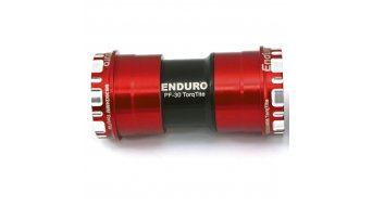 Enduro Bearings BKS 0158 Kugellager BKS 0158 BB30 Innenlager BB386EVO red